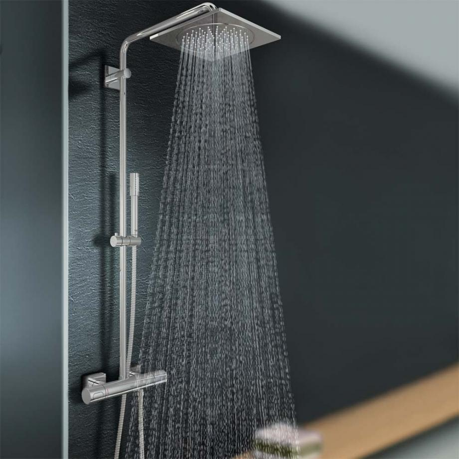 Showers & Baths
